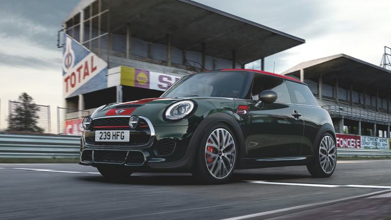 MINI John Cooper Works accessories